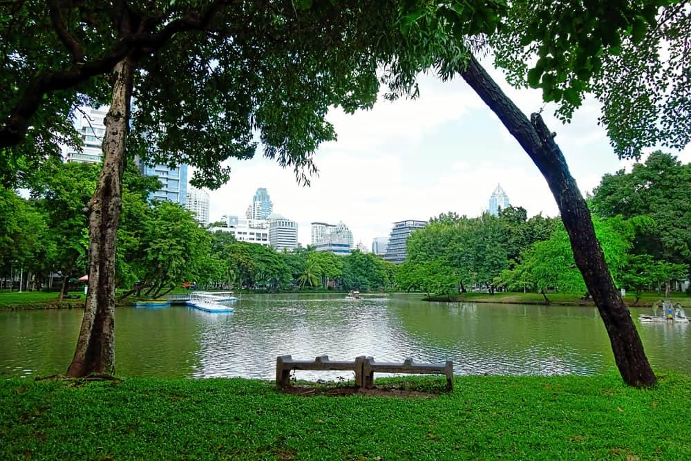 Lumpini Park, Bangkok, Tayland