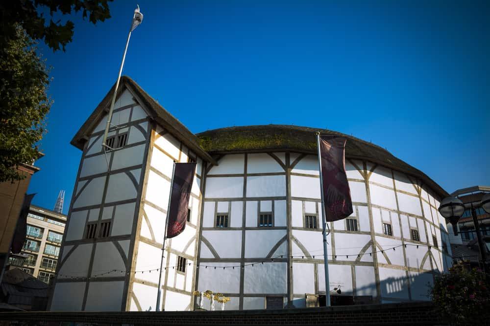 Shakespeare'in Globe Tiyatrosu, Londra, İngiltere