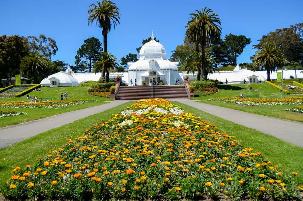 Golden Gate Park, San Francisco, Amerika Birleşik Devletleri
