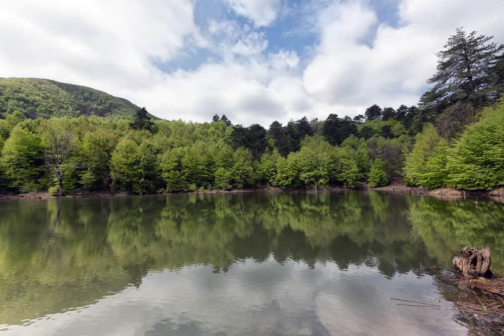 Dipsiz Göl, Yalova
