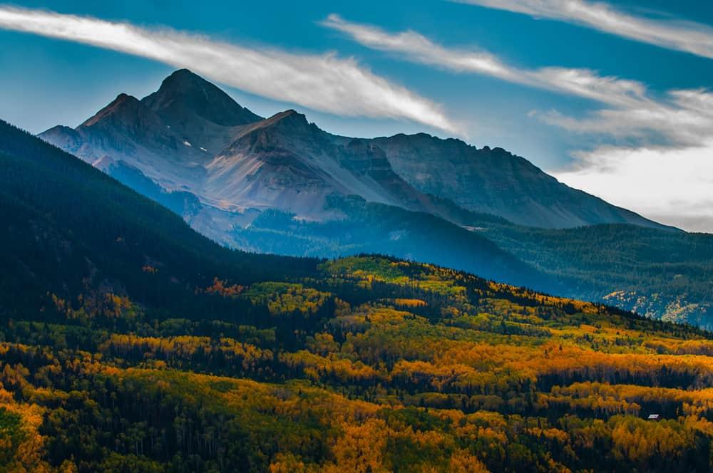 Dunton Kaplıcaları, Dolores, Colorado, ABD
