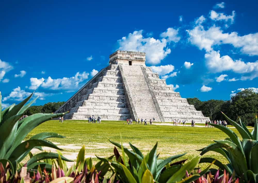 Chichen Itza,Yucatán, Meksika