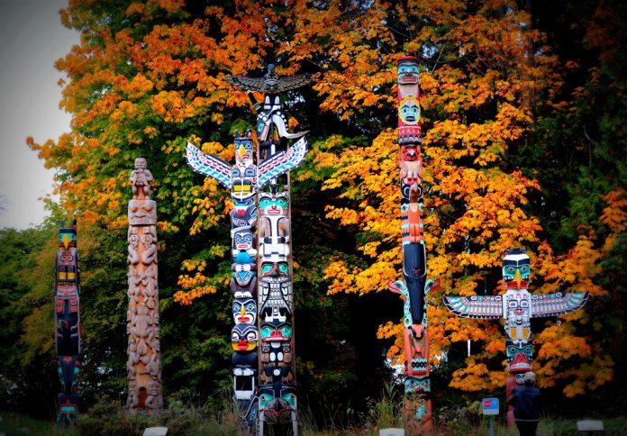 Stanley Park, Vancouver, Kanada
