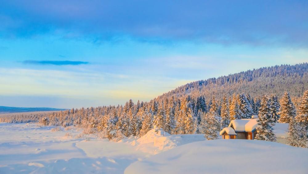 Kiruna, İsveç