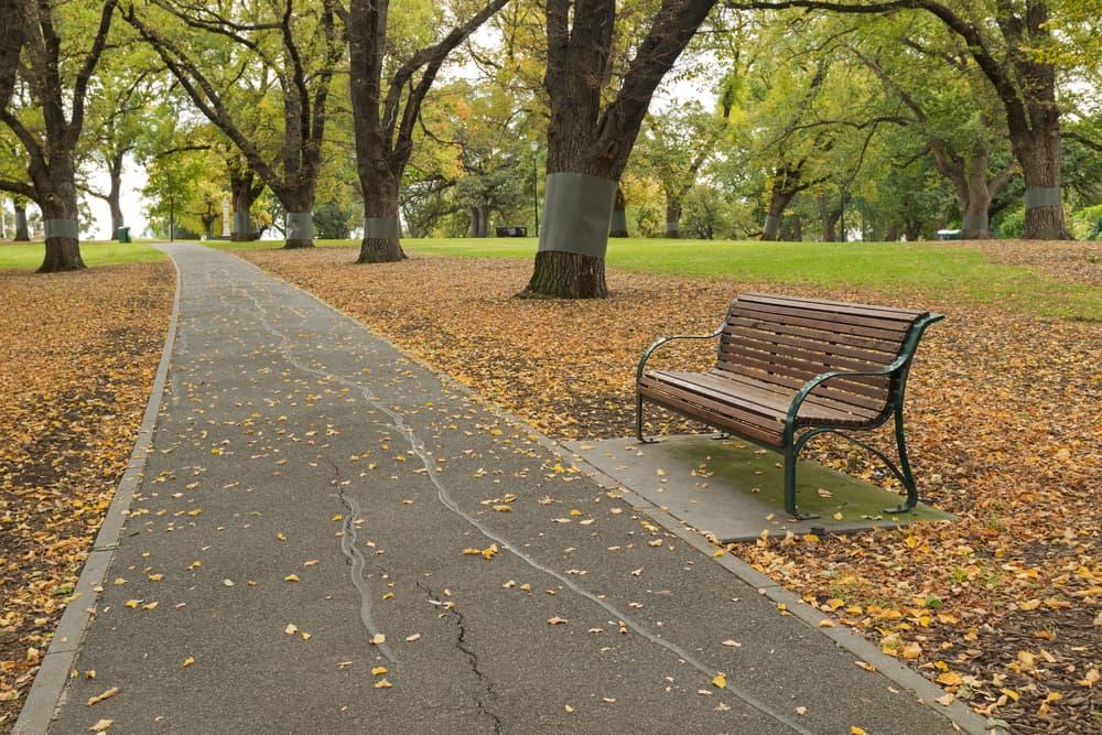 Flagstaff Bahçesi, Melbourne, Avustralya