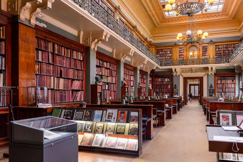 Londra Kütüphanesi, İngiltere