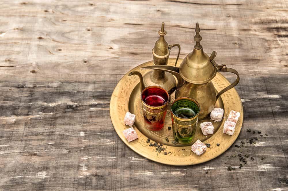 Marakeş Nane Çayı