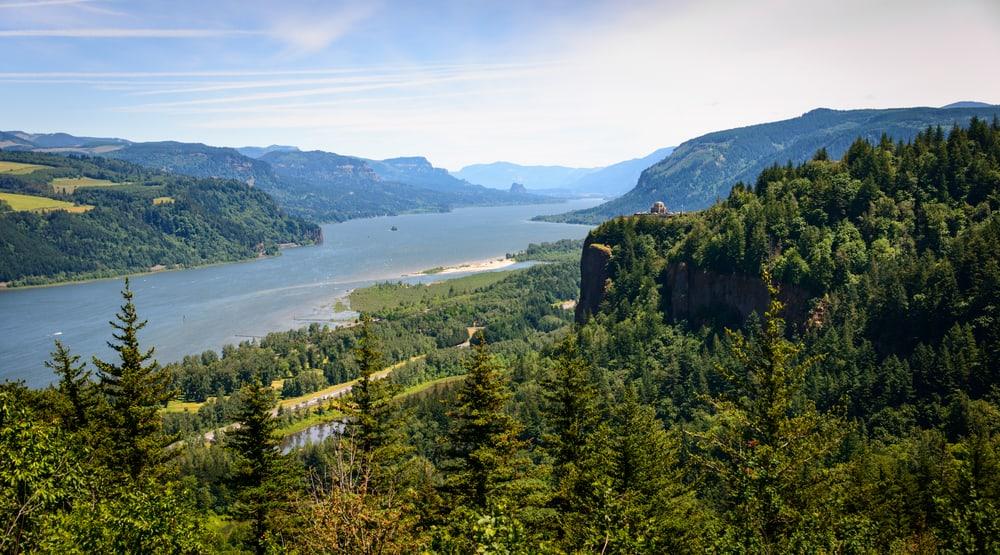 The Suttle Lodge, Sisters, Oregon, ABD