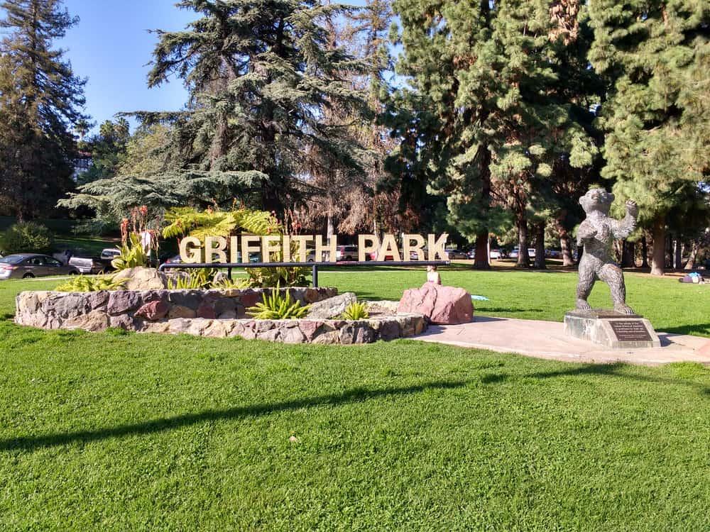 Griffith Park, Los Angeles, Amerika Birleşik Devletleri