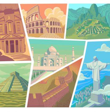 Dünyanın Eski ve Yeni 7 Harikası