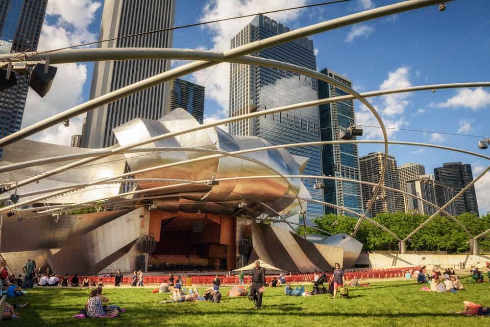 Grant Park, Chicago, Amerika Birleşik Devletleri