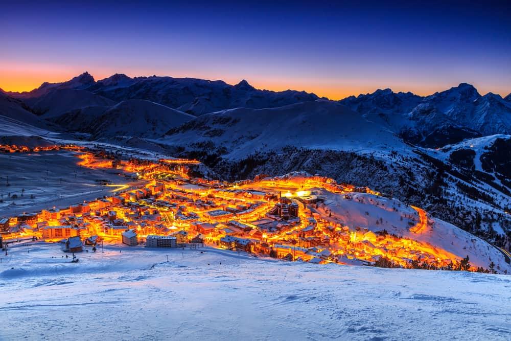 Alpe d'Huez Fransa