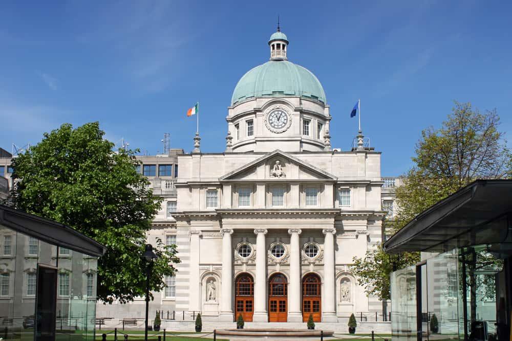 Kildare Evi, Dublin Parlamento
