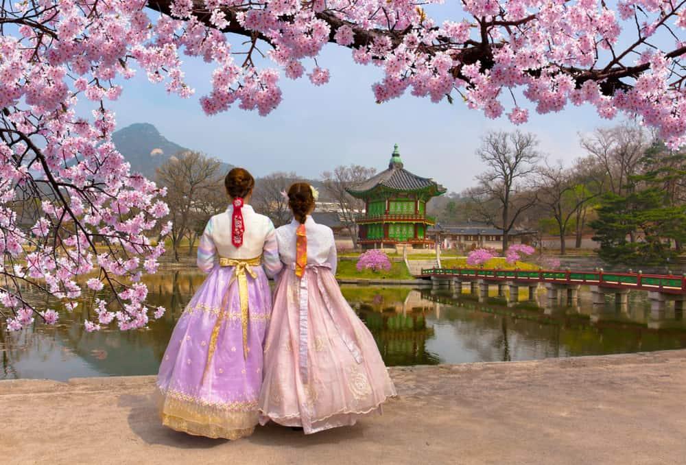 Gyeongbokgung Seul