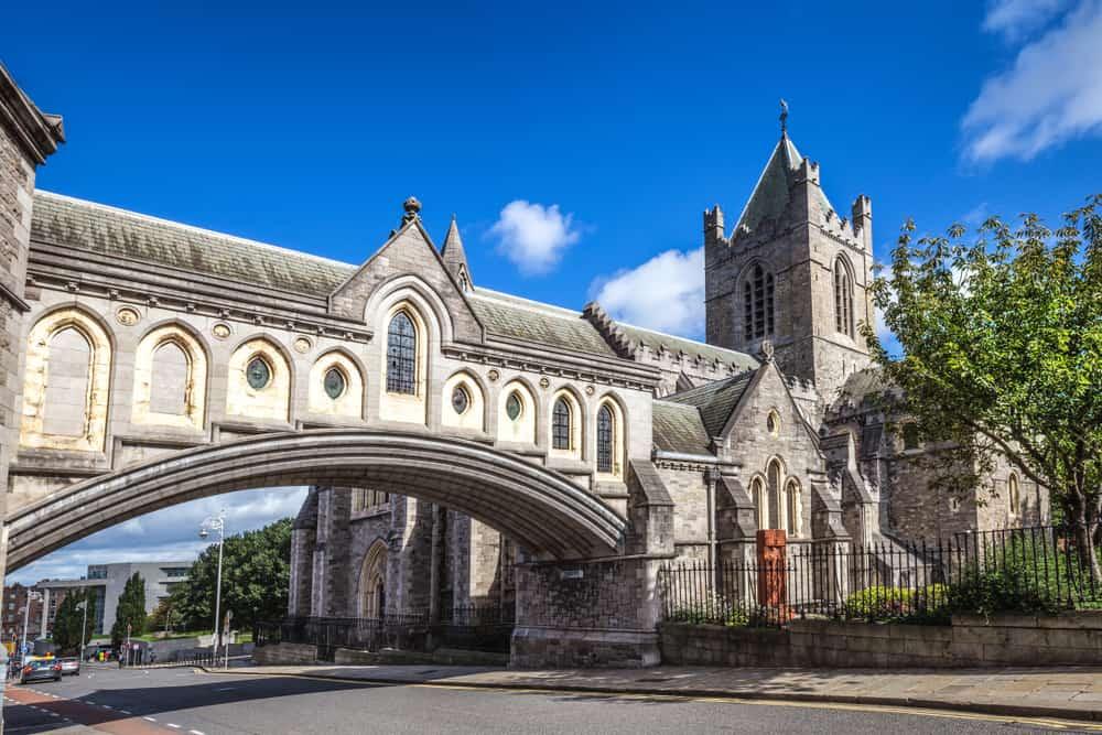 Mesih Kilisesi Katedrali Dublin
