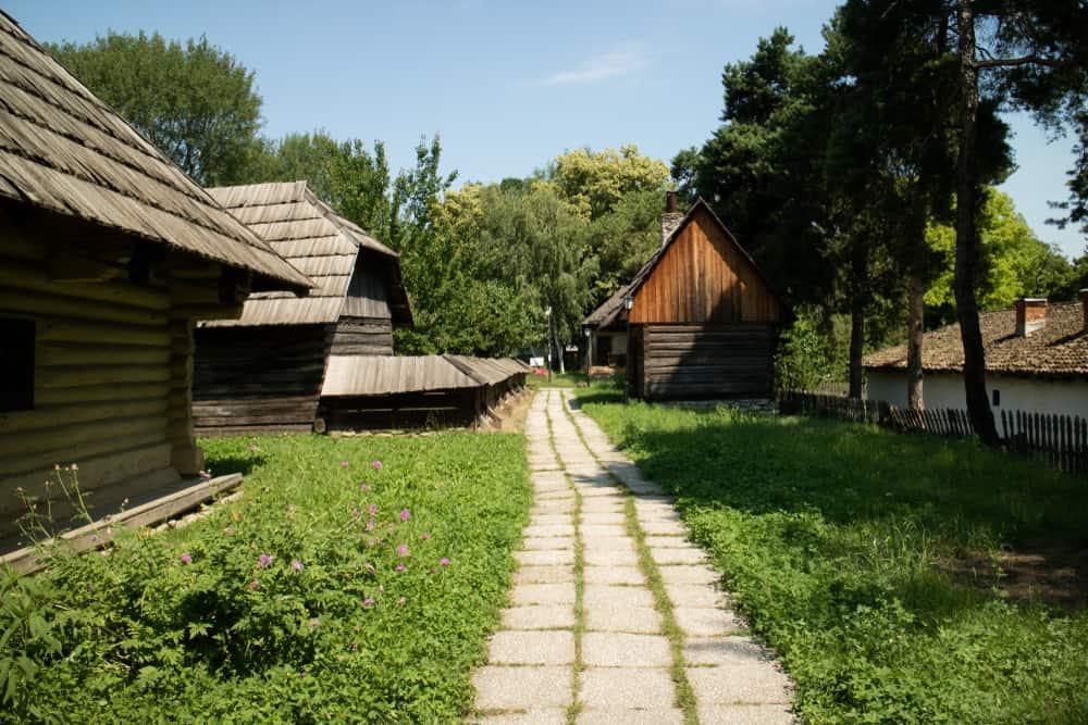 Bükreş Dimitrie Gusti Ulusal Köy Müzesi
