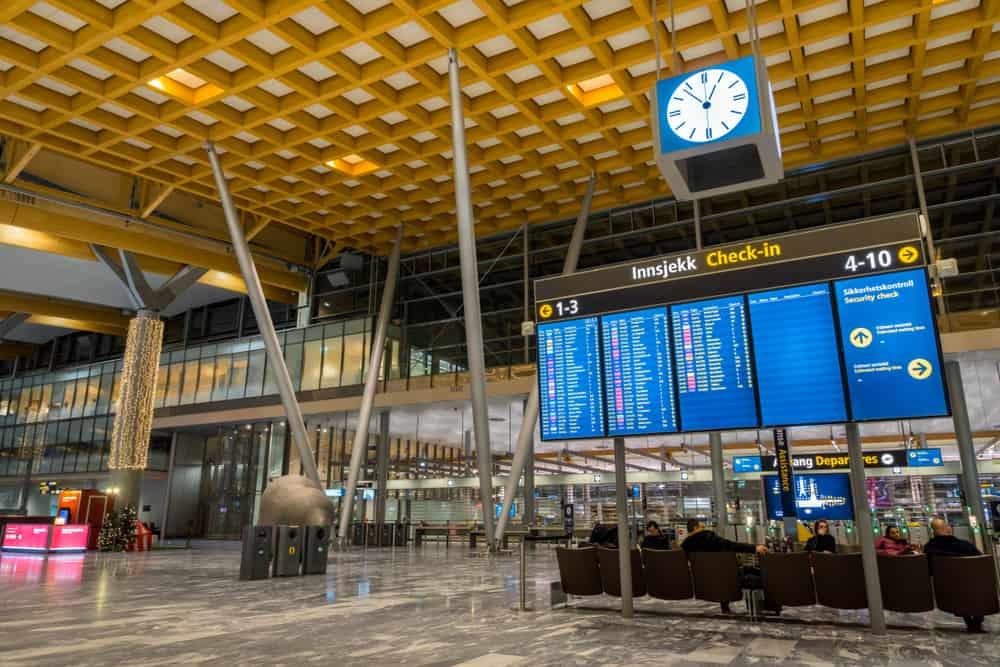 Oslo Havalimanı