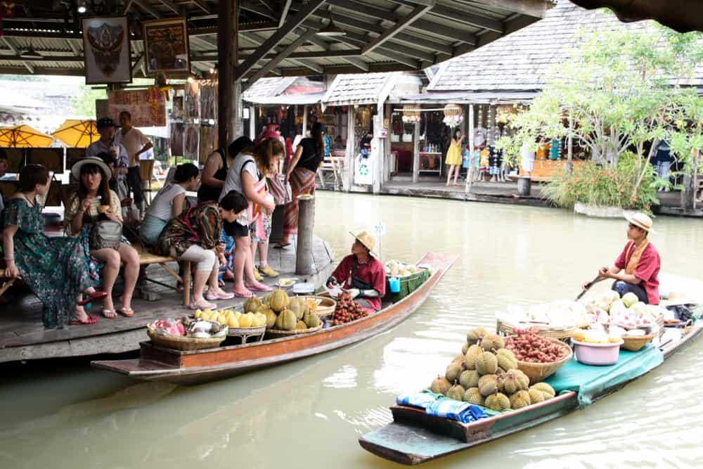 Pattaya Yüzen Pazar