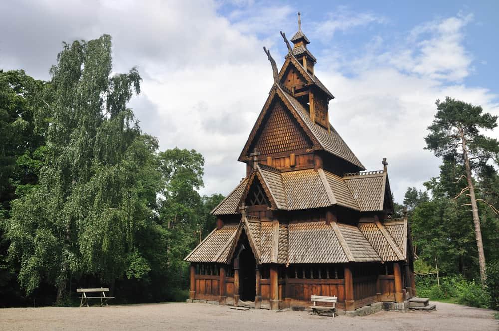 Norveç Kültür Tarihi Müzesi Oslo