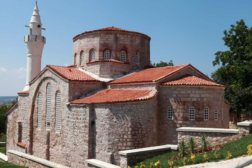 Vize Küçük Ayasofya Kilisesi (Gazi Süleyman Paşa Camii) Kırklareli