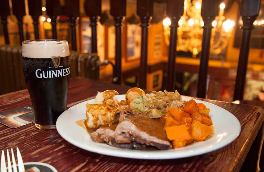 Dublin Yemek