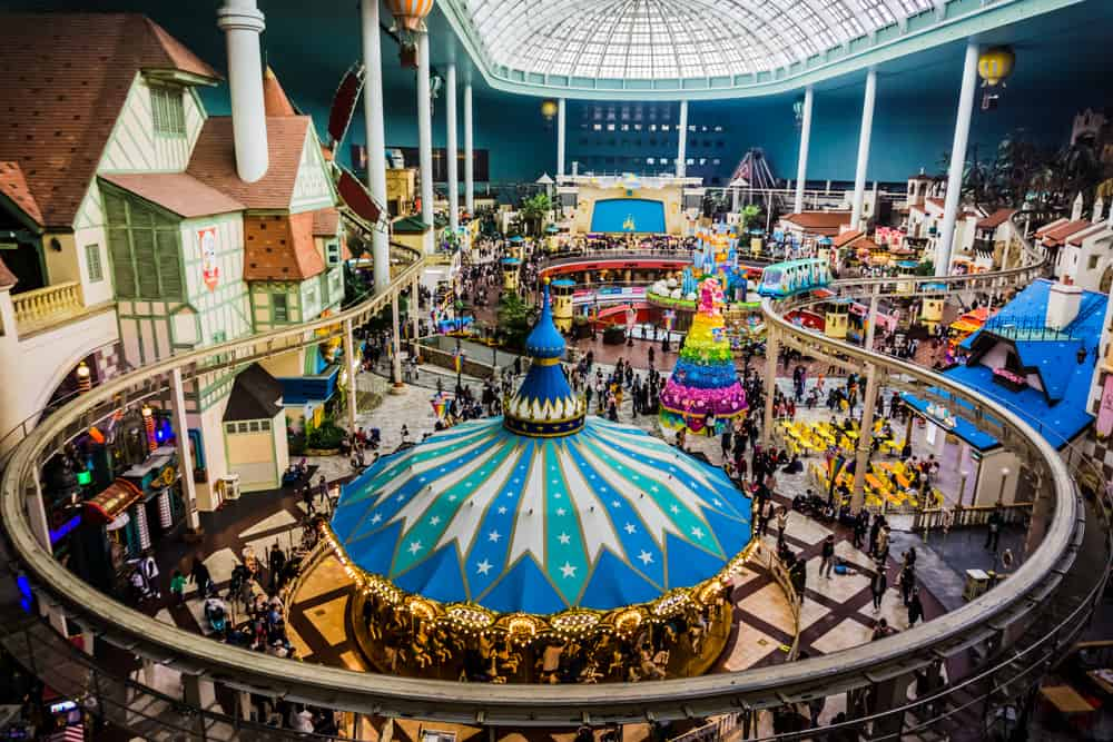 Lotte World Seul