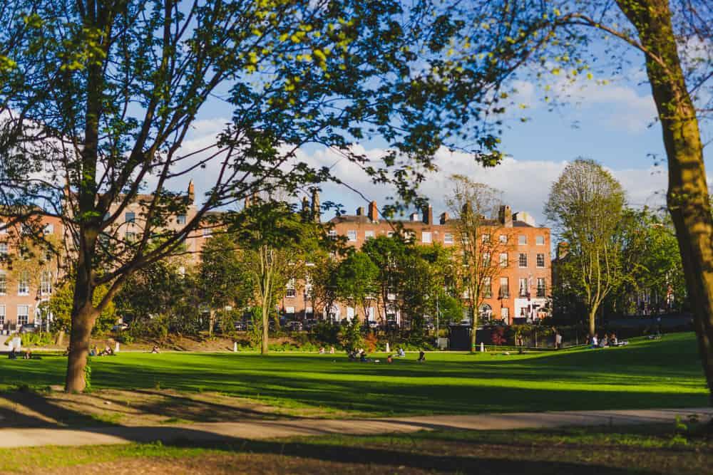 Merrion Meydanı Dublin