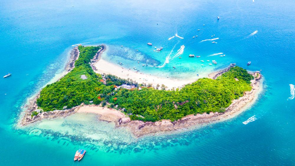 Mercan Adası (Koh Larn) Tayland