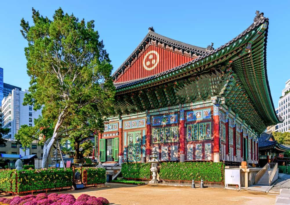 Jogyesa Kore Budist Tapınağı