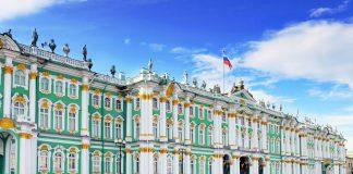 Hermitage Müzesi St. Petersburg