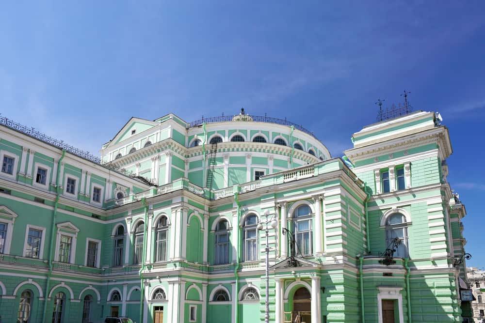 Mariinsky Tiyatrosu St. Petersburg