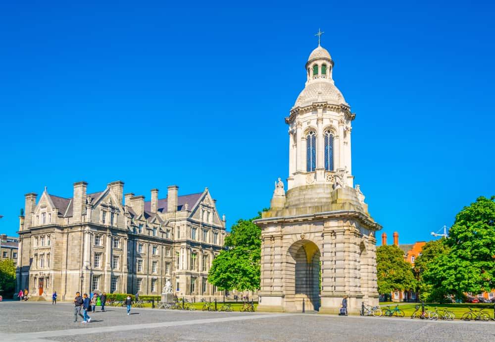 Trinity Koleji Dublin İrlanda