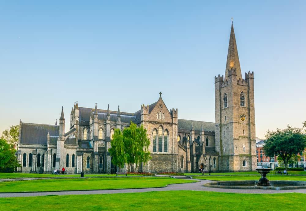 St.Patrick Katedrali Dublin