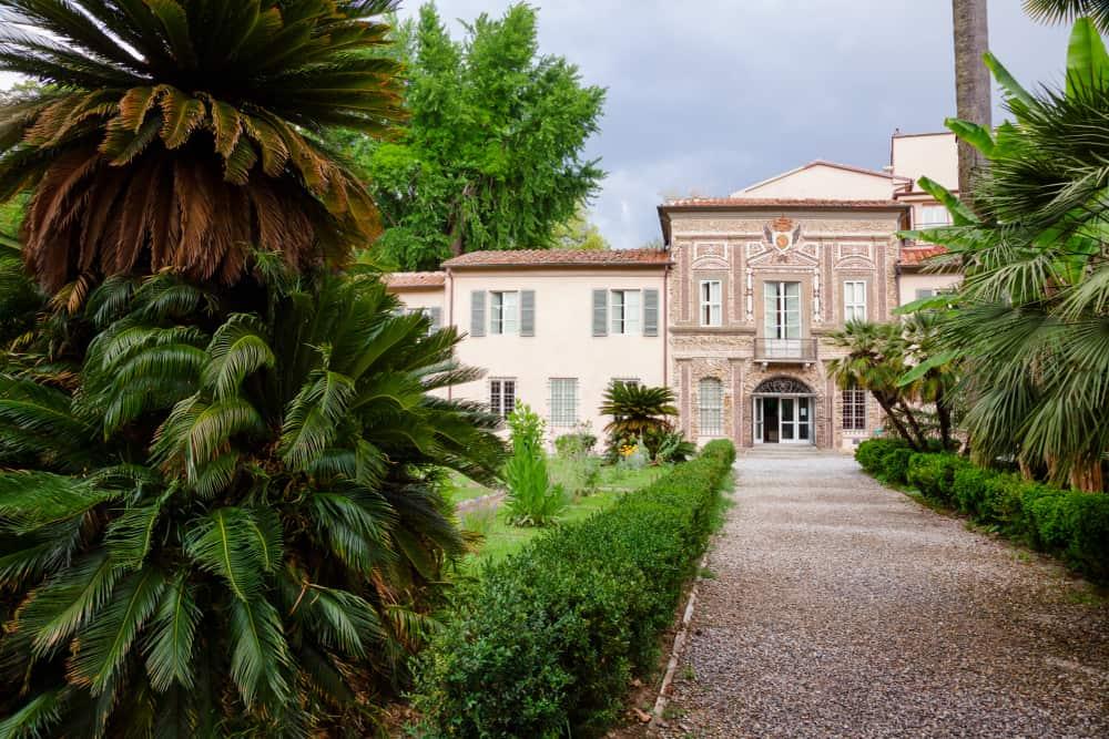 Pisa Üniversitesi Botanik Bahçeleri