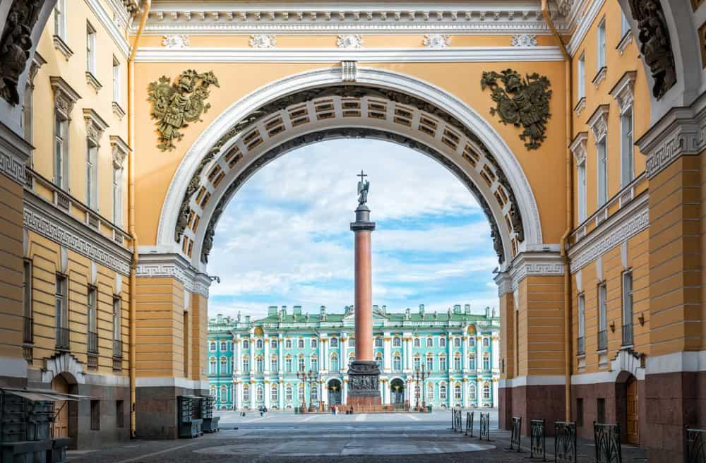 Saray Meydanı St. Petersburg