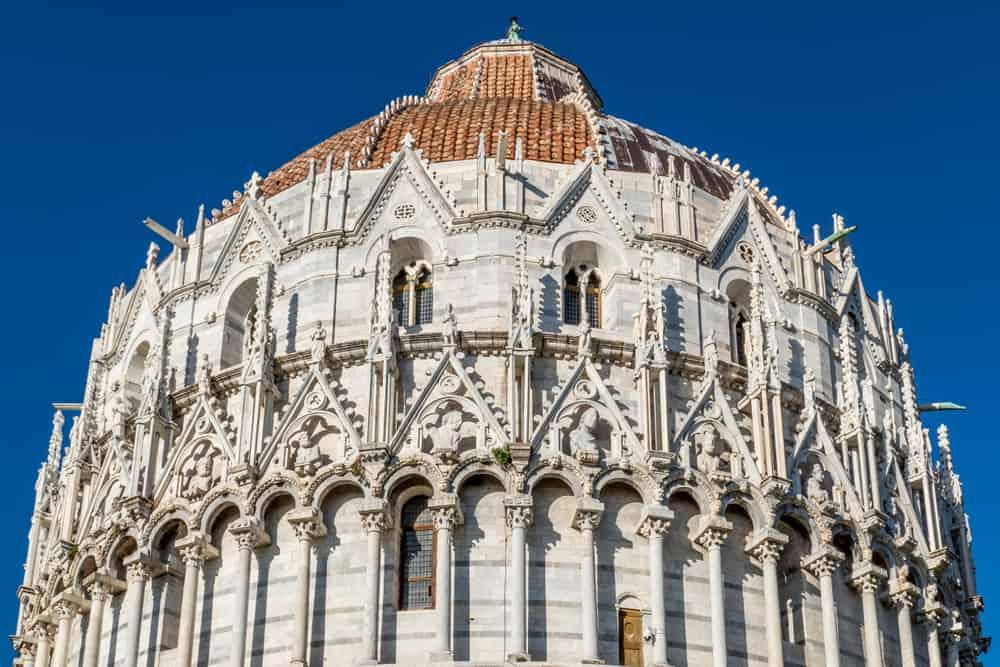 Vaftizhane Pisa İtalya