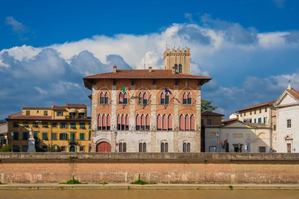 Museo Nazionale (Ulusal Müze) Pisa İtalya