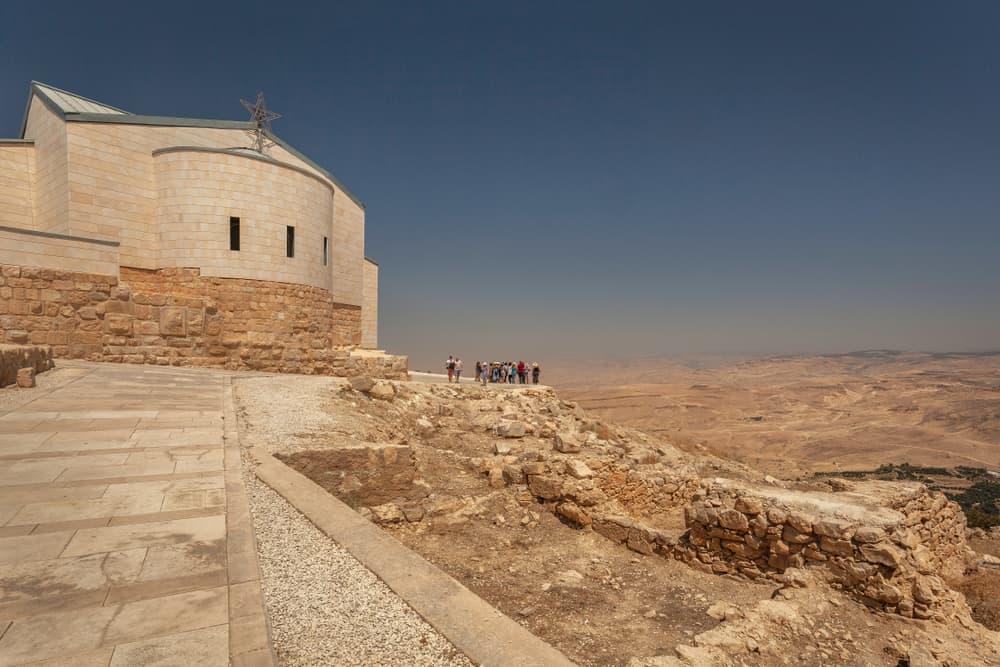 Nibu Dağı Ürdün