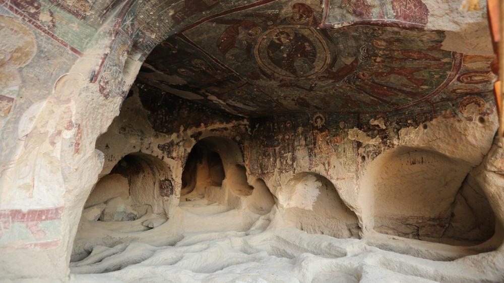Kırkdamaltı Kilisesi Aksaray