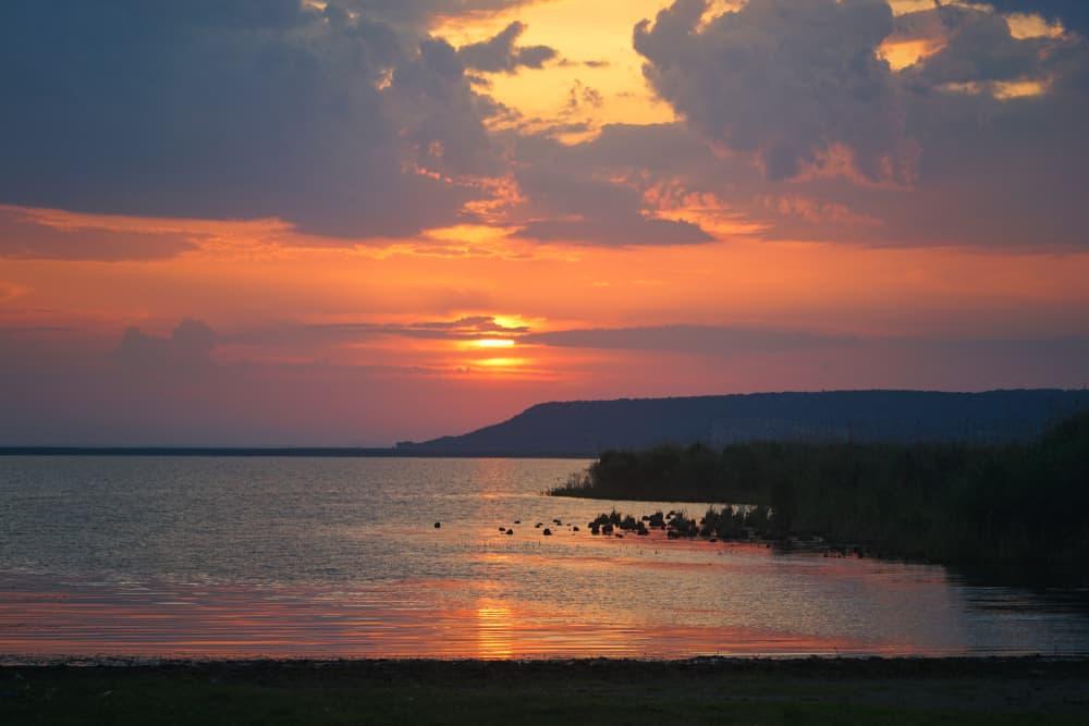 Gala Gölü ile Pamuklu Göl Enez