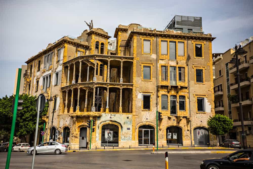 Beit Beirut Beyrut