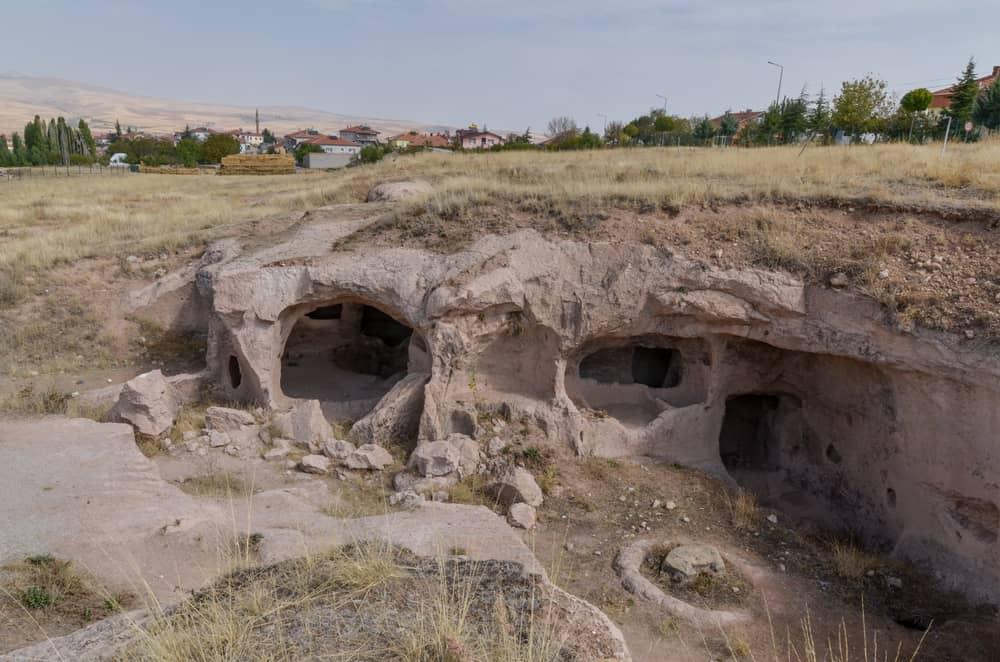Özkonak Yer Altı Şehri Nevşehir