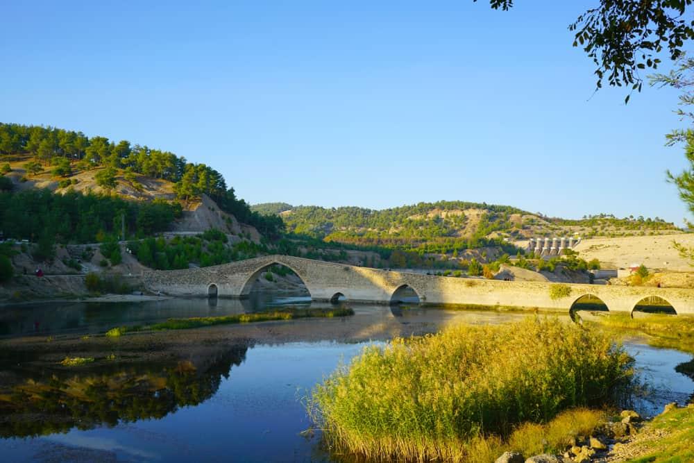 Taş Köprü/Ceyhan Köprüsü Kahramanmaraş