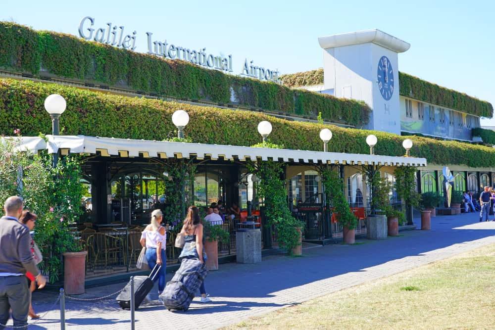 Pisa'ya Ulaşım Galilei Havalimanı