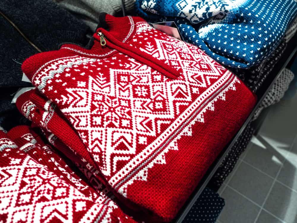 Norveç'ten Ne Alınır? Otantik Norveç kazakları
