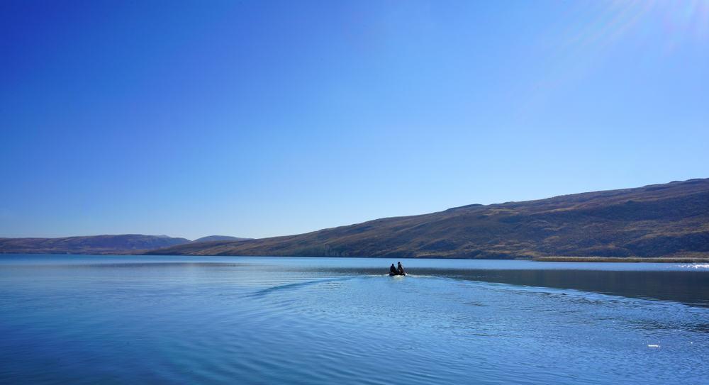 Hamurpet (Akdoğan) Gölü