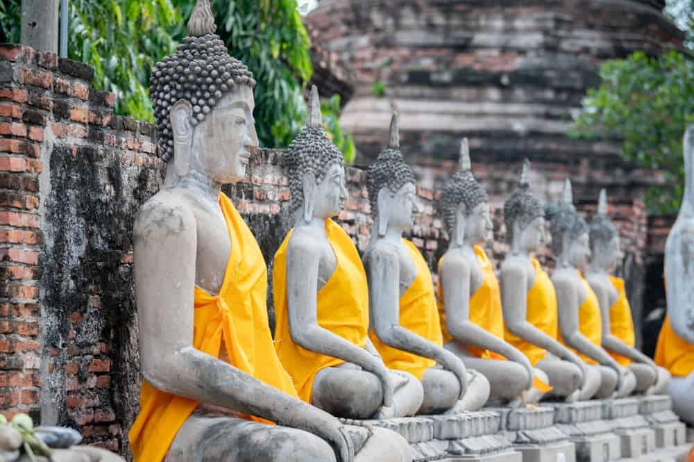 Ayutthaya, Tayland