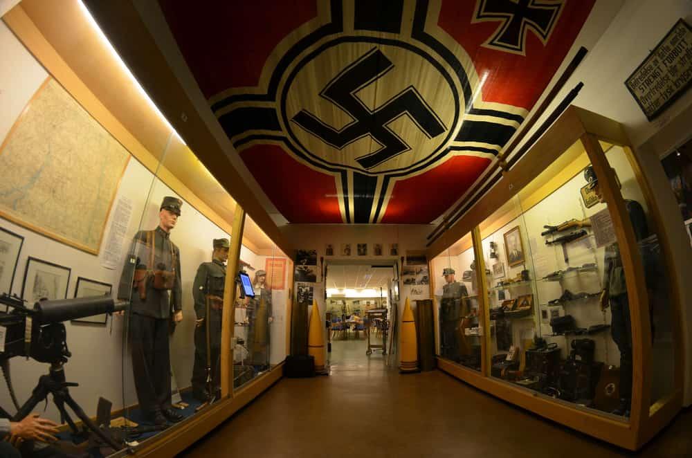 Norveç Direniş Müzesi Oslo