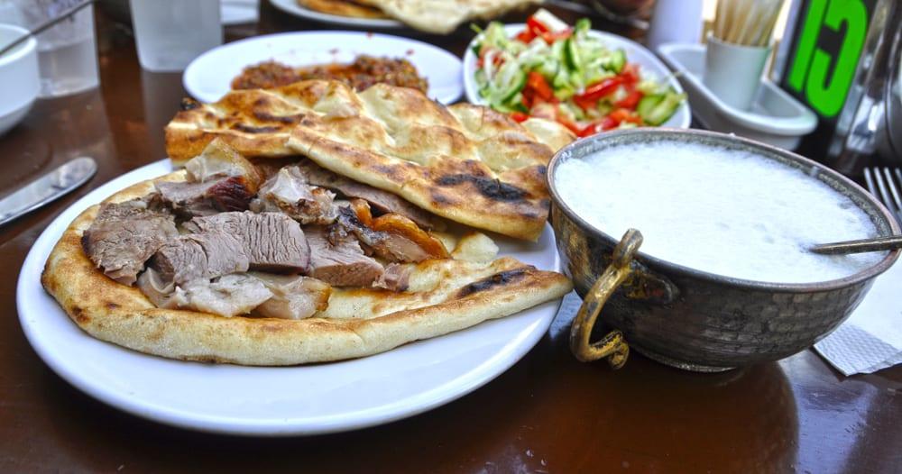 Siirt'te Yeme İçme Büryan Kebabı