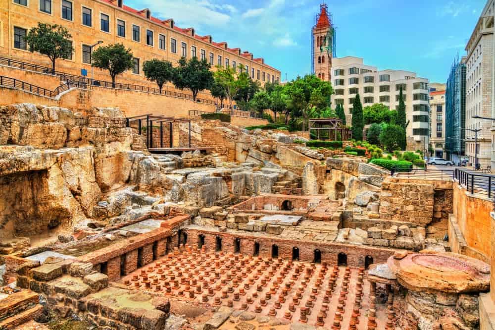 Roma Hamamları Beyrut